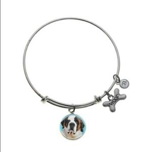 B. Berish St. Bernard Bangle Bracelet